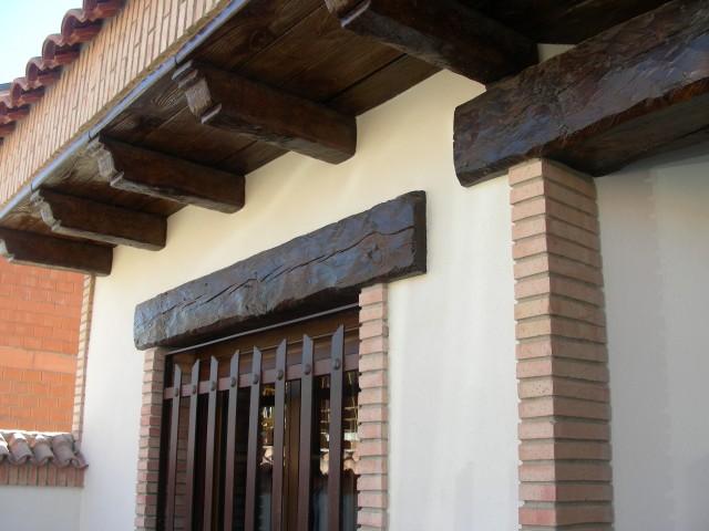 Prefabricados extremadura 2002 hormig n imitaci n - Precio vigas hormigon ...