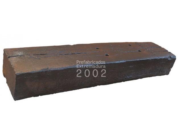 Prefabricados extremadura 2002 productos porches y - Vigas de tren ...